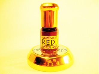 Красный Мускус, 3 мл. (Оriginal Red Musk, Saudi Arabia) Для мужчин.
